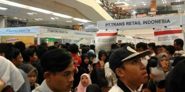 Job Fair Besar-Besaran di Tangerang Libatkan 50 Perusahaan Besar