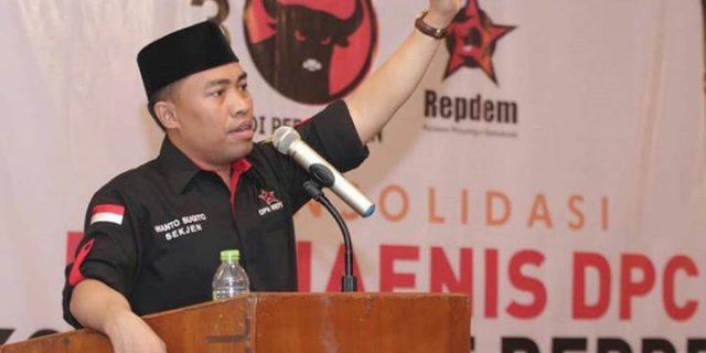 Aktifis 98 Terpilih Memimpin PDIP Tangerang Selatan